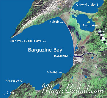 Barguzine Bay